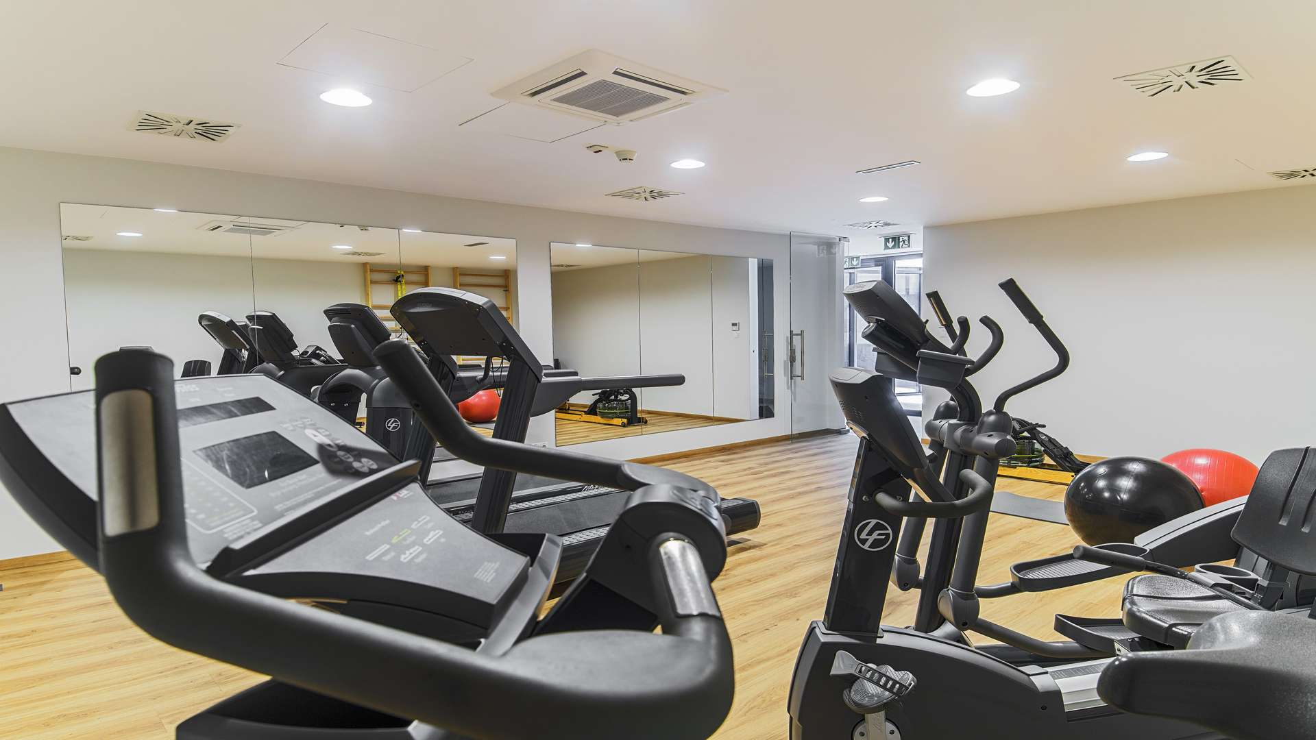 Notera Hotel SPA fitness room
