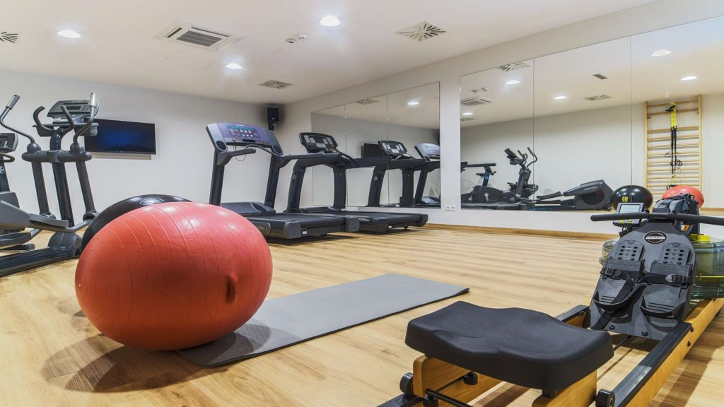 Notera Hotel SPA fitness room 2 1024x576 - SPA
