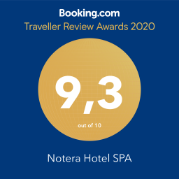 Notera Hotel SPA Guests Review Awards 2020 256x256 - Guests Review Awards 2020 dla Notera Hotel SPA!